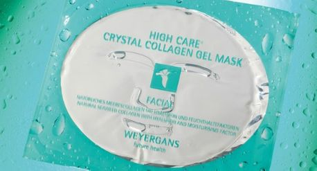 Crystal Collagen maska