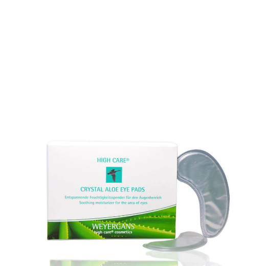 High Care Crystal Aloe Eye Pads